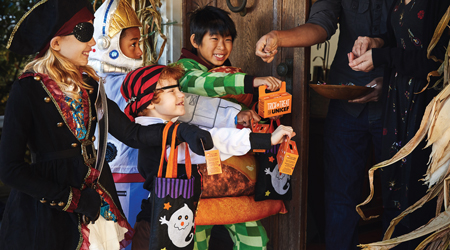 Trick-or-Treat for a Cause